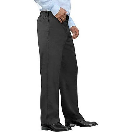 George Mens Half Elastic Twill Pants