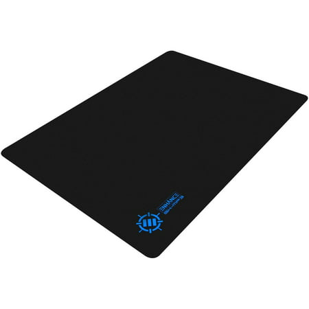 ENHANCE GX-MP3 XL Gaming Mouse Pad with Silicone Design, Micro-Texture Tracking Surface & Non-Slip Backing (15.75 x 12.8)