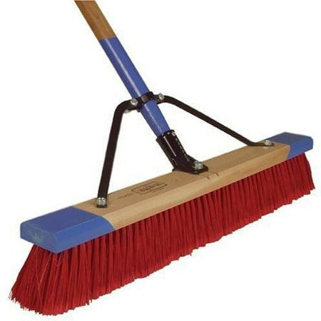 Harper 30 Medium Sweep Push Broom Walmart Com