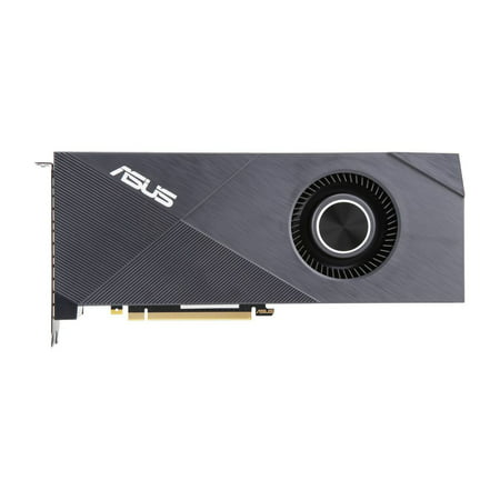 ASUS GeForce RTX 2080 8G Turbo Edition GDDR6 HDMI DP 1.4 USB Type-C Graphics Card (TURBO-RTX2080-8G) (Pc Video Card With Hdmi)