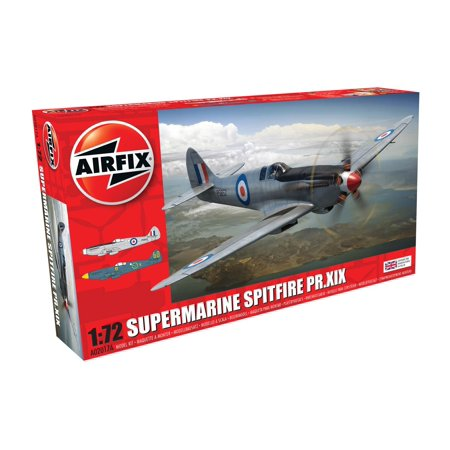 1/72 Supermarine Spitfire PR XIX - Supermarine Spitfire Aircraft