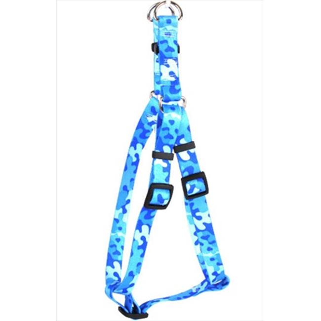 Yellow Dog Design Camo Step-In Harness - Small