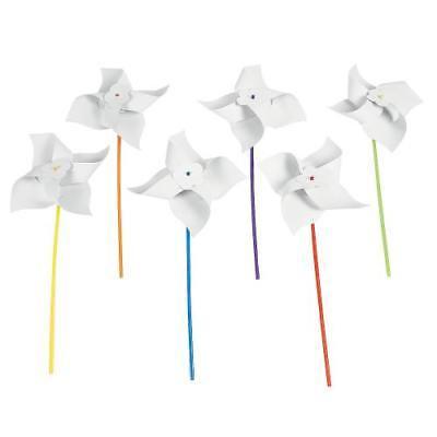IN-57/6390 DIY Jumbo Pinwheels Makes - Diy Pinwheels
