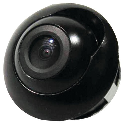 Crimestopper SV-6819 Embedded CMOS Camera with Rotating Lens
