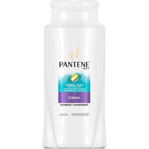 Pantene Pro-V Normal-Thick Hair Solutions Volume Shampoo, 22.8 oz