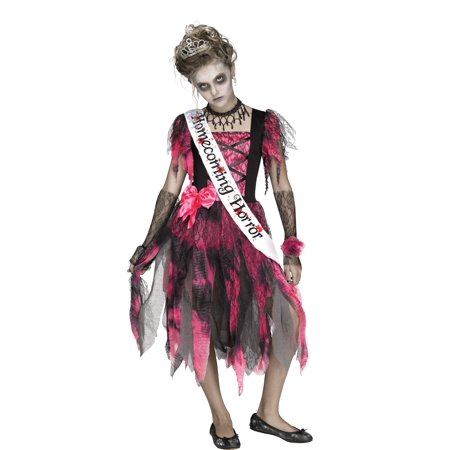 Fun And Cute Halloween Costume Ideas (Halloween Homecoming Horror girl's costume Size Large by Fun)