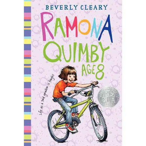 Ramona Quimby, Age 8: Age Eight