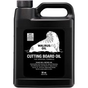 Cutting Board Oil by Walrus Oil, 32oz