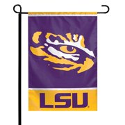 "LSU Tigers WinCraft 12"" x 18"" Double-Sided Garden Flag"