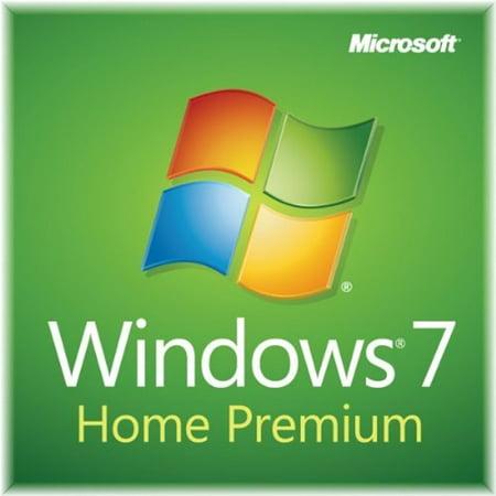 Microsoft Windows 7 Home Premium with SP1 32-bit Operating System - Microsoft Windows 7 Halloween Theme