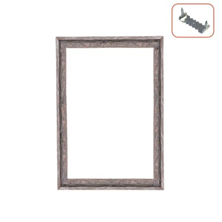 BarnwoodUSA Rustic Farmhouse Open Signature Picture Frame - Our 11x17 Open Picture Frame can be used DIY projects | Crafted From 100% Recycled Reclaimed Wood | No Assembly Required