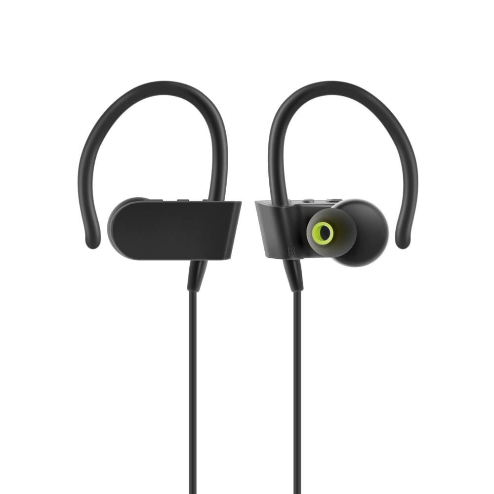 Photive Bte70 Wireless Bluetooth Earbuds Sweat Proof Fleksibel Earphone Ipad Air 2 Earphones In Ear Headphones With Built Microphone