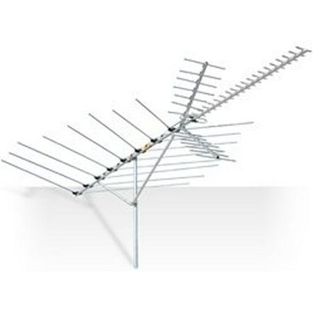 Channel Master Cm 3020 Uhf   Vhf   Fm  Hdtv Antenna   100 Mile Range  Cm3020