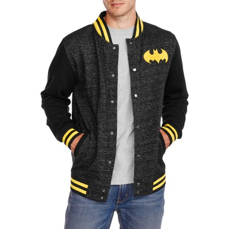 Men's Varsity Fleece Jacket