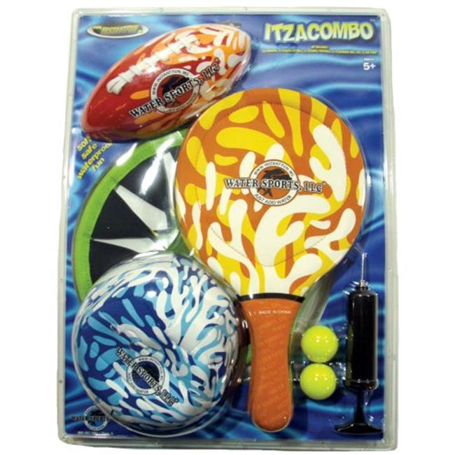 Steam Machine 82015-0 ItzaCombo Beach Toy Set