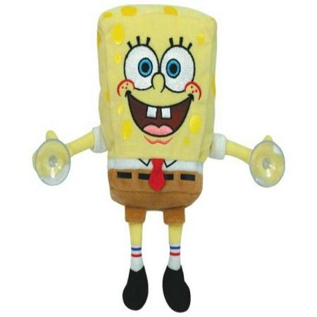 Ty Spongebob Squarepants Beanie Baby SpongeBob SquarePants (Stuck On You)