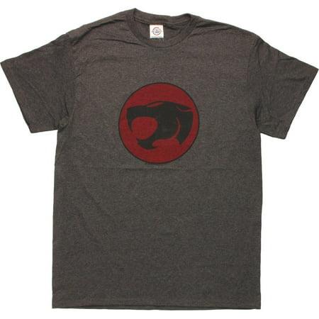 Thundercats Basic Logo Heather -