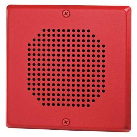 Chime,Red,Indoor,83dB,0.22A,0.73W,6in H EATON CN125722