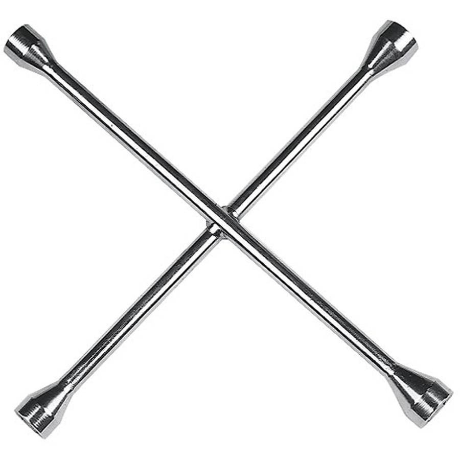 "Custom Accessories 84442 20"" 4-Way Lug Wrench"