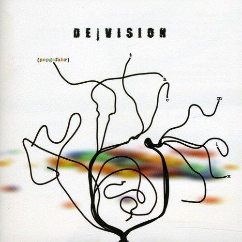 De/Vision - Popgefahr: The Mix [CD]