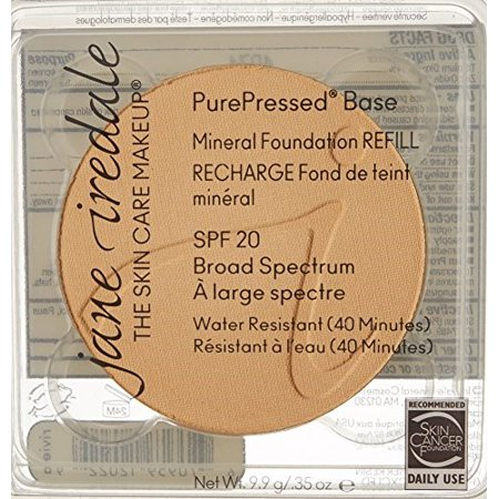 Best Jane Iredale Purepressed Base Pressed Mineral Powder Refill, Latte, 0.35 Oz deal