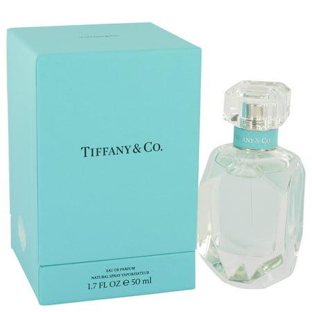 Tiffany - Eau De Parfum Spray 1.7 oz - Women (Tiffany Hybrid Tea Rose)