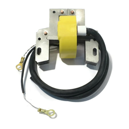 IGNITION COIL MODULE MAGNETO for Briggs & Stratton 7hp - 16hp Lawn Mower Engines by The ROP (Mower Engine)