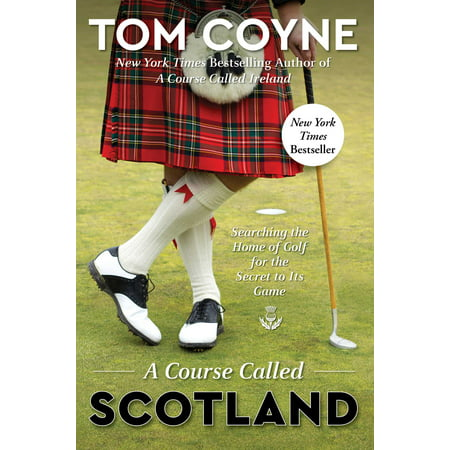 A Course Called Scotland : Searching the Home of Golf for the Secret to Its Game - Night Time Golf Course