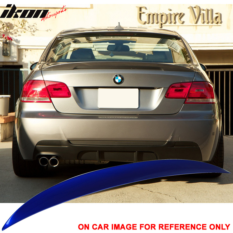 High Kick Trunk Spoiler Fits 07-13 BMW E92 2Dr Coupe OEM