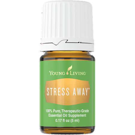 Stress Away 15 Ml Young Living Essential Oil Blend Pure Therapeutic Grade