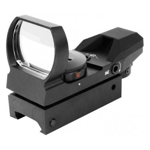 AIMSports Dual Illumination 4Different Reticles Reflex Sight