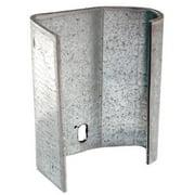 AMERICAN GARAGE DOOR SUPPLY T308VR Vertical Track 7ft.,For 8ft Door,PR