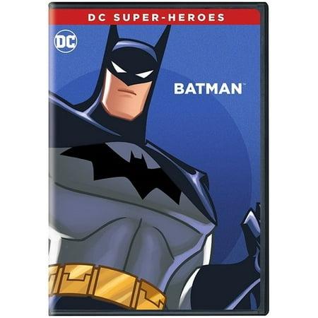 DC Super Heroes: Batman (DVD)