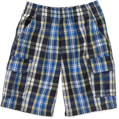 Faded Glory - Baby Boys' Cargo Pull On Short