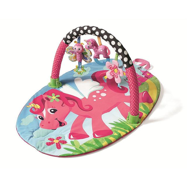 Infantino Explore And Store Activity Gym - Lil Unicorn