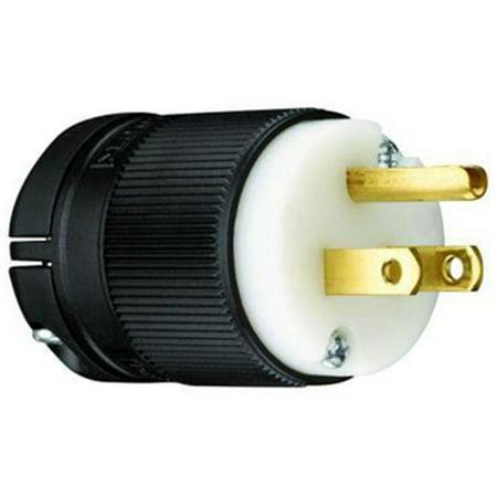 PS515PCLBCCV4 15A 125V Straight Blade Plug