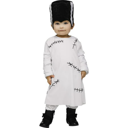 Lil Frankie's Bride Infant Halloween Costume