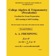 College Algebra & Trigonometry : (precalculus)