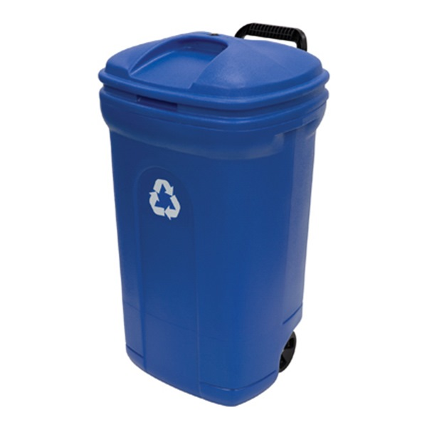 051596041366 Upc United Solutions 34 Gallon Recycling