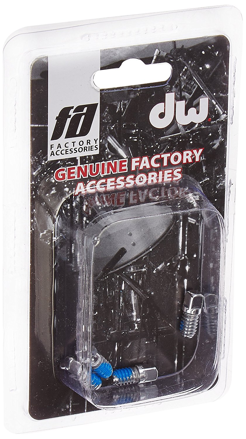 DW Drum Workshop 3 8 Inch Drum Key Screw, 4-pack, Used on all DW Pedals By Drum Workshop by