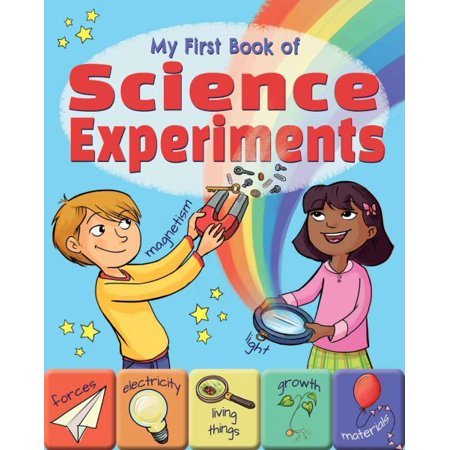 My First Book of Science Experiments](Halloween Science Experiments For Preschool)