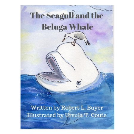 The Seagull and the Beluga Whale - - Beluga Whale Costume
