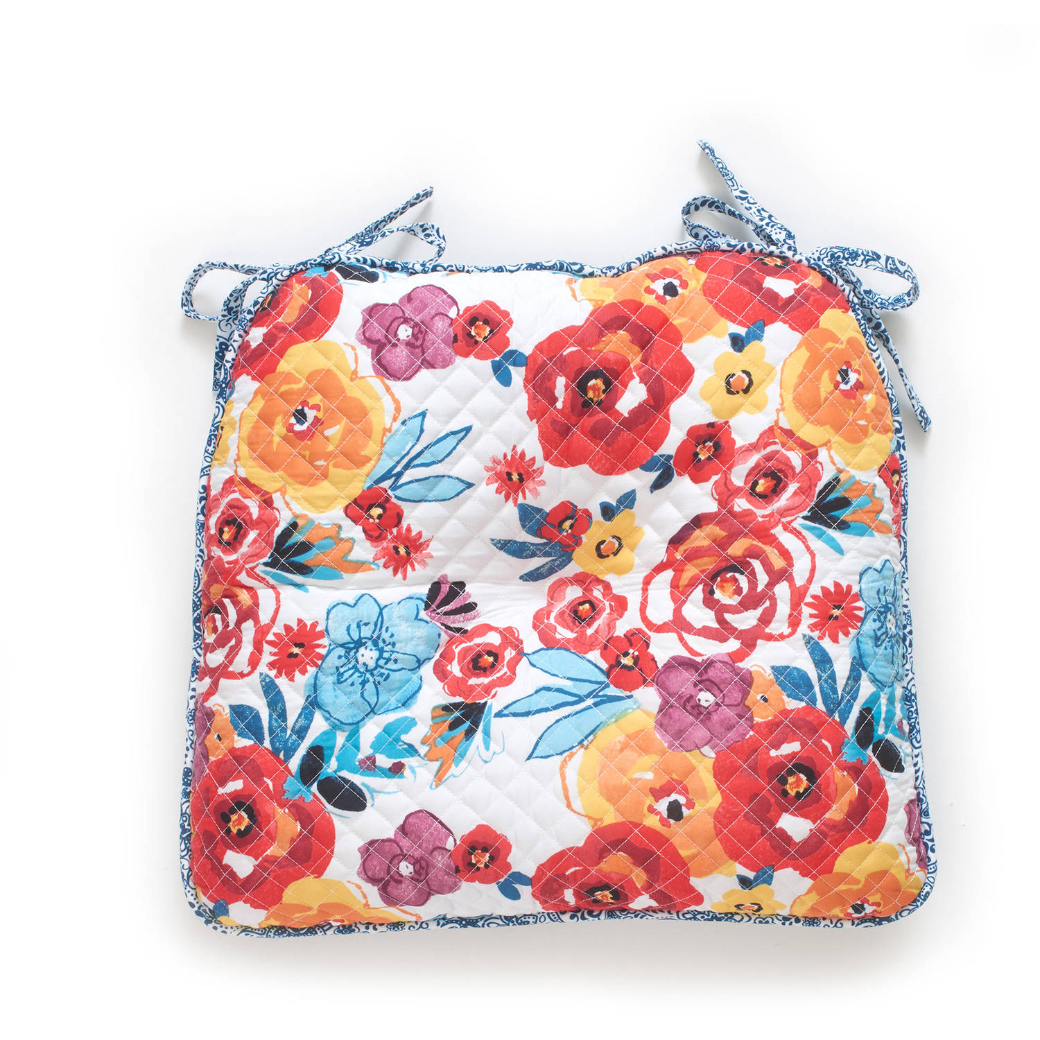 The Pioneer Woman Flea Market Reversible Chairpad