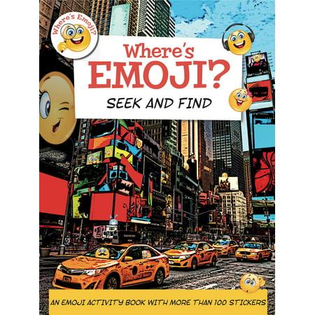Where's Emoji? Seek and Find (The Best Emoji App)