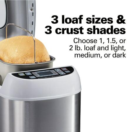 Hamilton Beach Artisan Dough & Bread Maker | Model# 29887