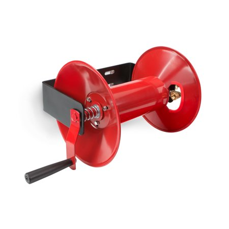 TEKTON Hand Crank Air Hose Reel (100 ft. Capacity) | 4687