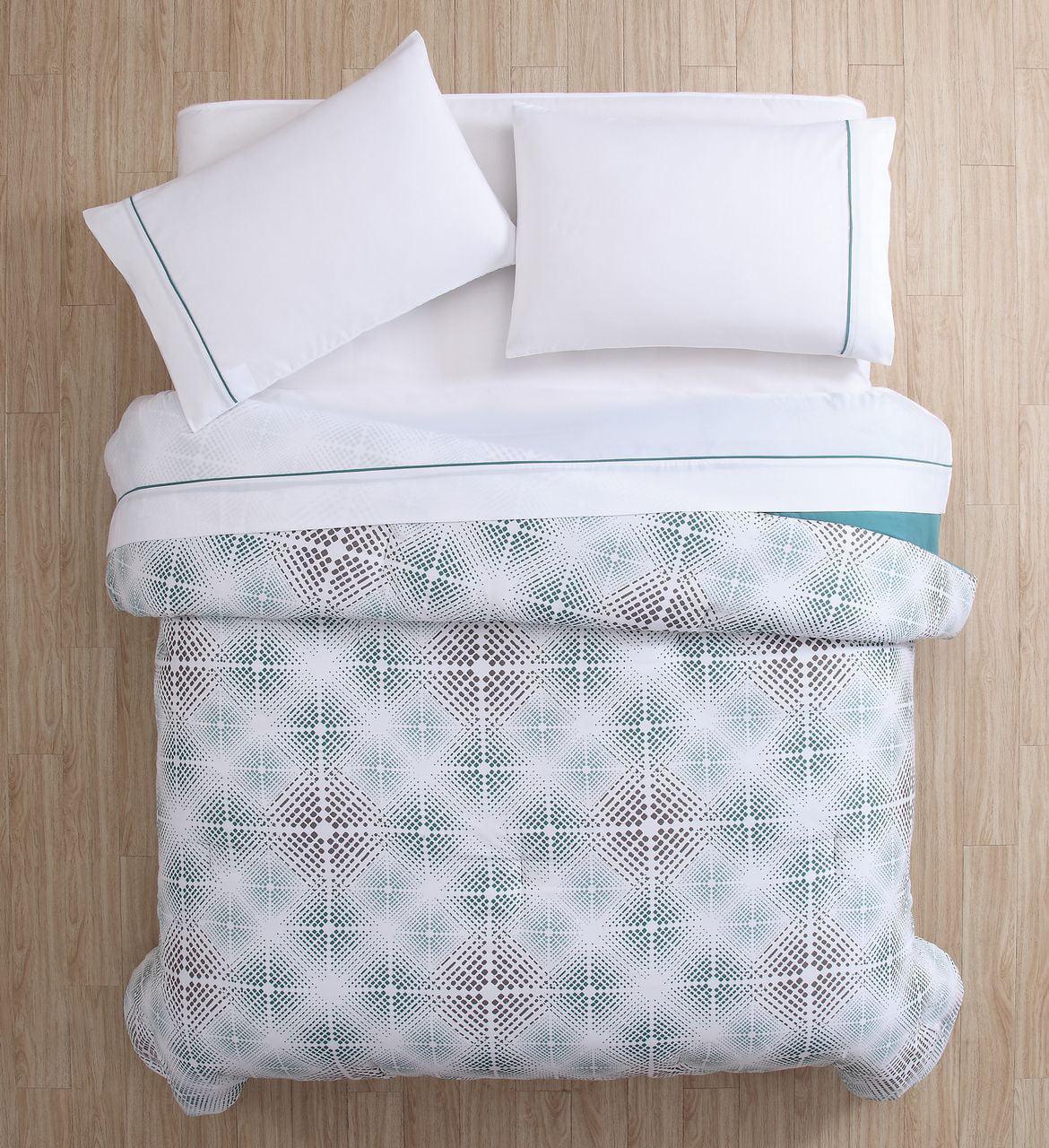 5 Piece Devon Jade Comforter Set
