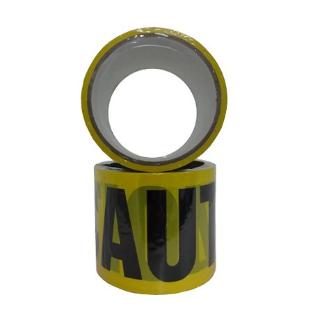 New 804285  Caution Tape 100Ft (24-Pack) Tape Cheap Wholesale Discount Bulk Hardware Tape Others](Wholesale Tape)