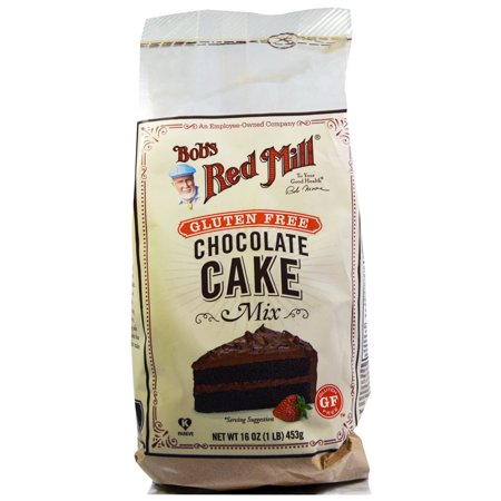Bob's Red Mill, Gluten Free Chocolate Cake Mix, 16 oz (pack of (Best Chocolate Cake Mix Brand)