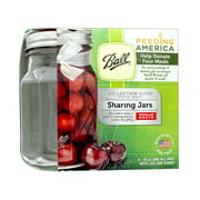 Ball Glass Mason Jars with Lids & Bands, Regular Mouth, 16 oz, 12 Pack